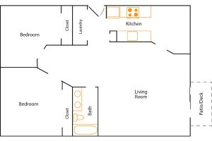 La Palms floor plan