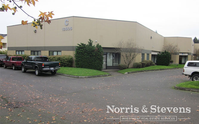 Industrial Building at 12606 NE 95th Street, Vancouver WA