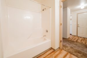 Mountain View at Rivergreen Bathroom
