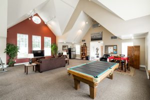 Willamette Landing Recreational Room 1