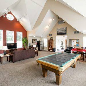 Willamette Landing Recreational Room 1