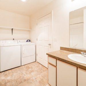 Victoria Place Bathroom Laundry