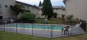 Alderbrook Pool