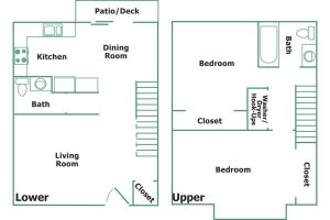 Alpine Meadows 2 Bed