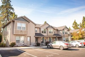 Alpine Meadows Apartments Exterior