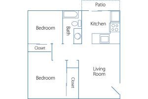 Bayview 2 bed