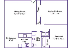Carlton Square floorplan