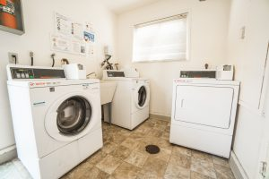 Townhouse Apartments Laundry