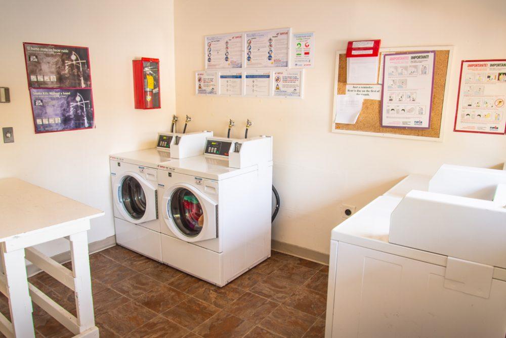 Windsor Court Laundry 1