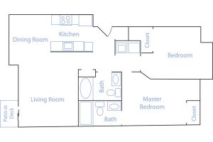 Chelsea Court floorplan