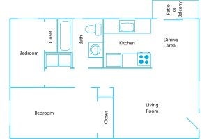 Foster Meadows floor plan