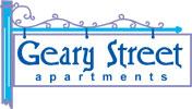 Geary Street logo
