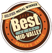 Best of Mid-Valley Silver logo