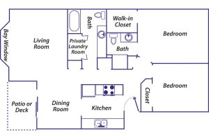 Minto Park floor plan