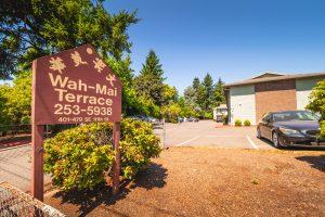 Wah Mai Terrace Entrance 2