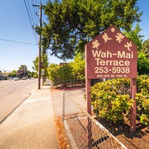 Wah Mai Terrace Entrance 3