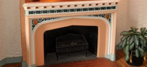 Santa Barbara Fireplace