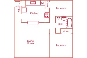 sunset village floor plan 1