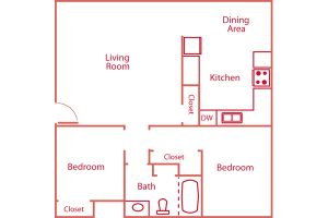 sunset village floor plan 2