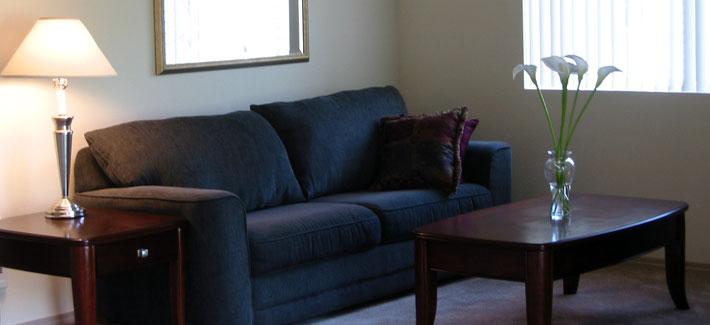 Willamette Grove Living Room