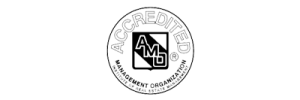 Accredited Management Organization Logo