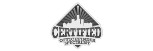 Certified Office Finder Logo