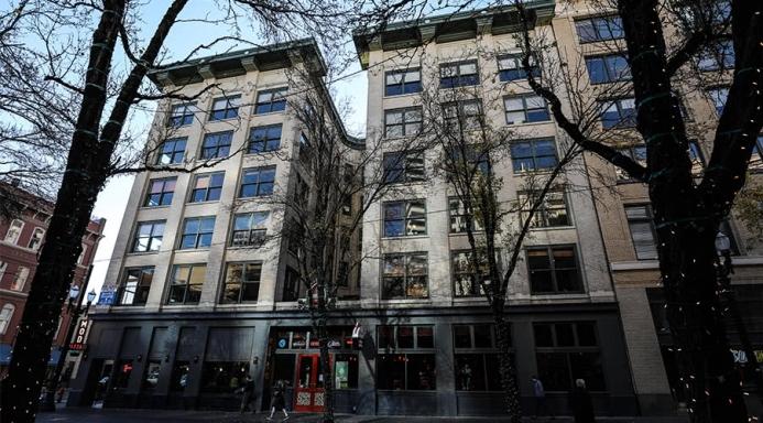 Buildings in Portland