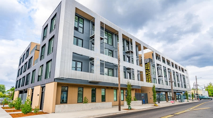 Multifamily Property Building in Portland, OR